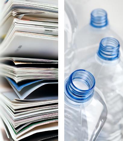 Ricova recyclage papier plastique